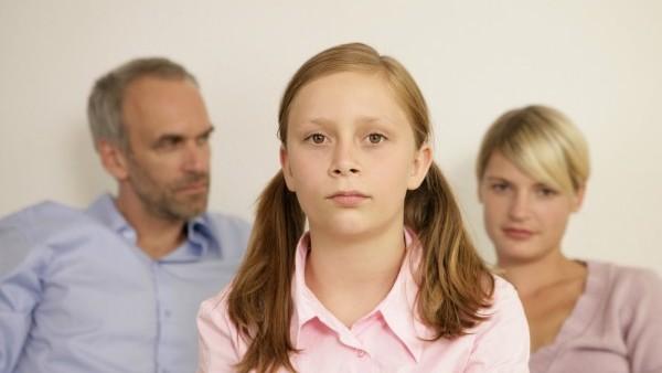 Co dělat, když se tví rodiče rozvádí